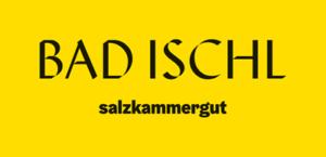 Bad Ischl - Logo gelb