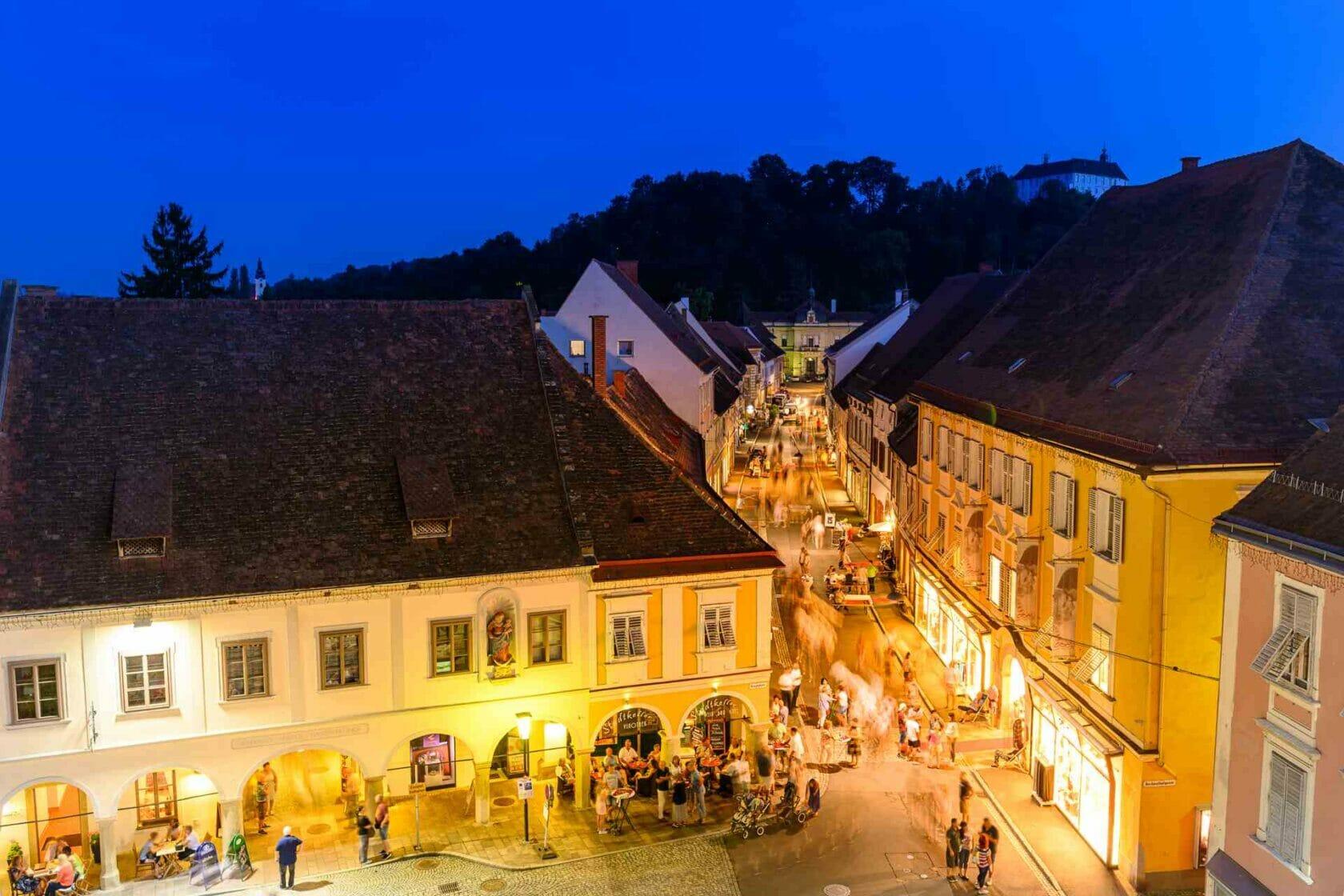 Flanieren & Radieren Bad Radkersburg