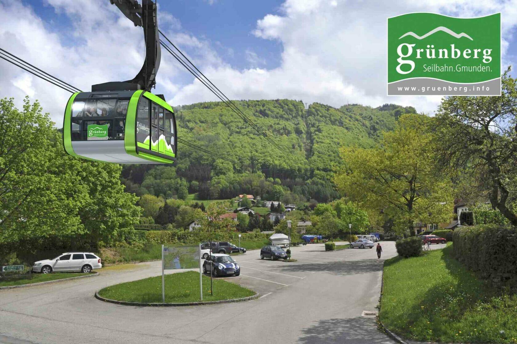 Grünberg in Gmunden