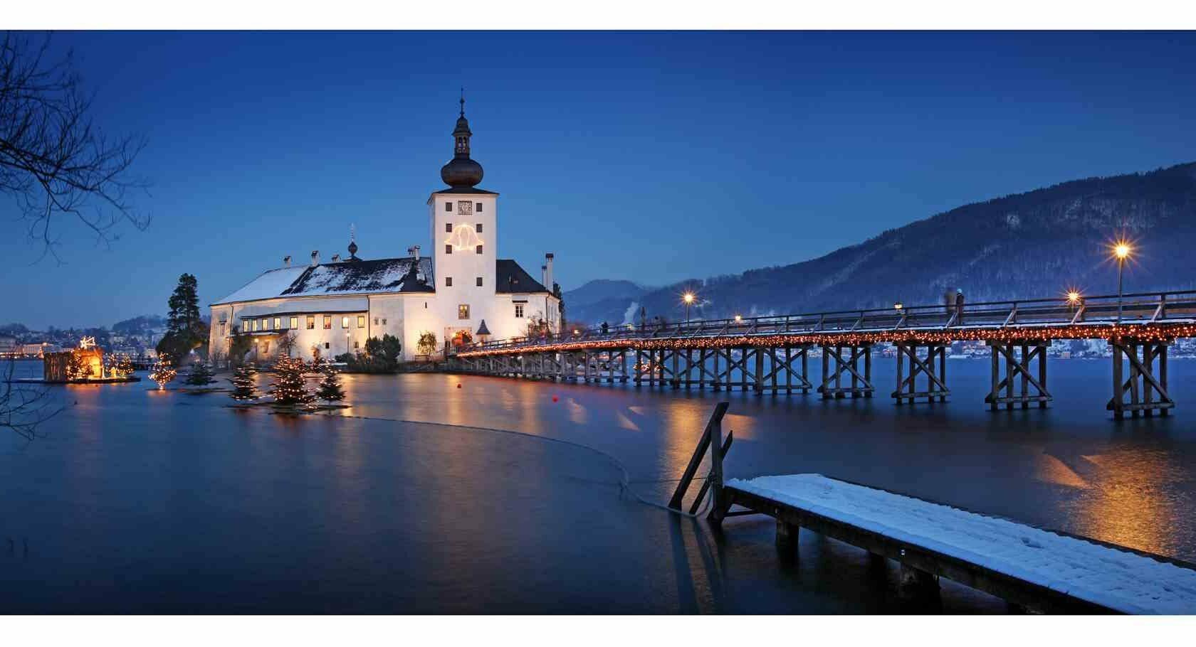 Schlösseradvent in Gmunden