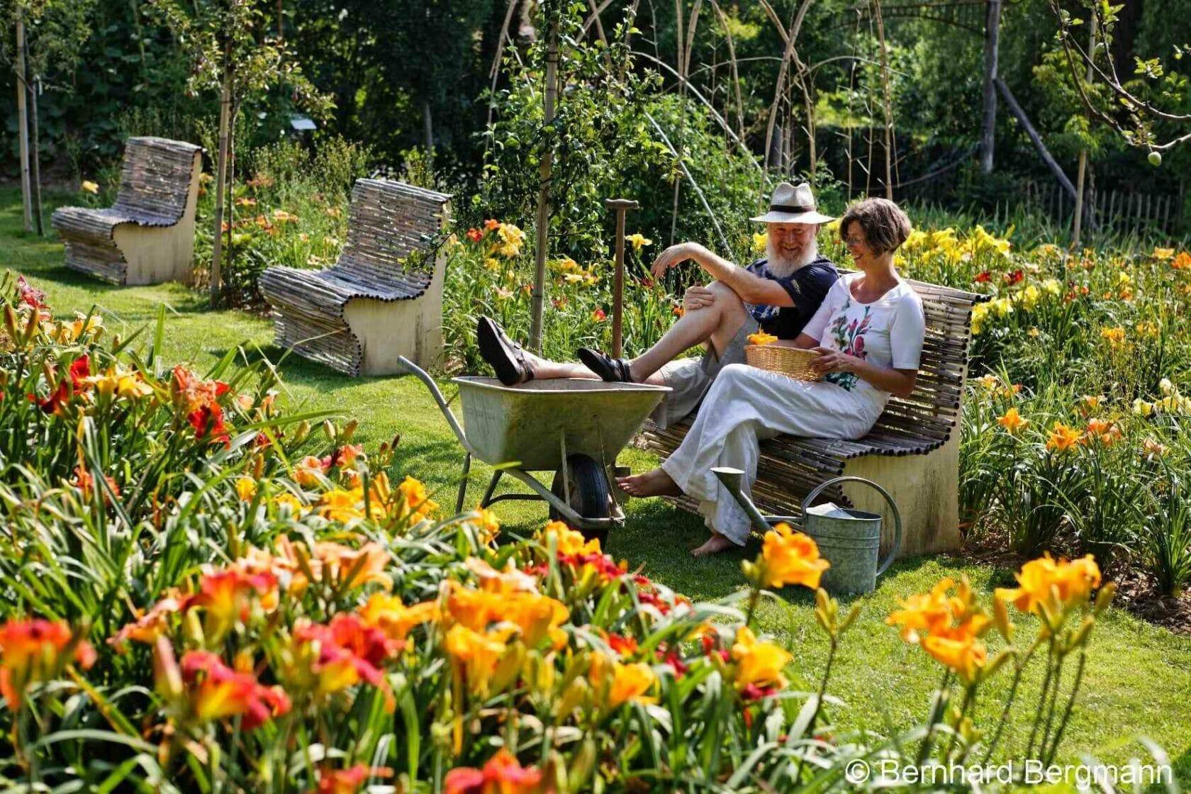 Garten in Hartberg
