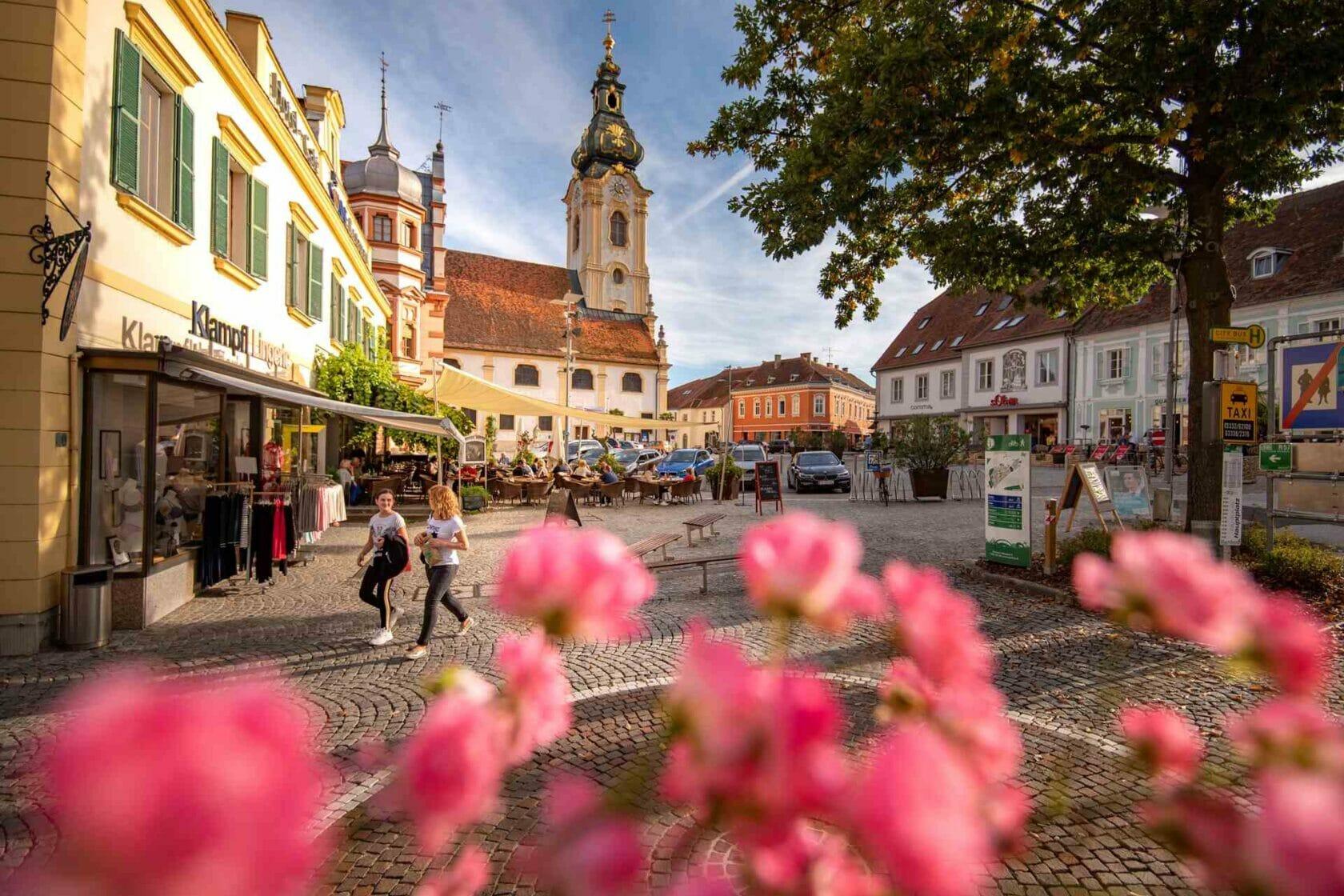 Hauptplatz in Hartberg