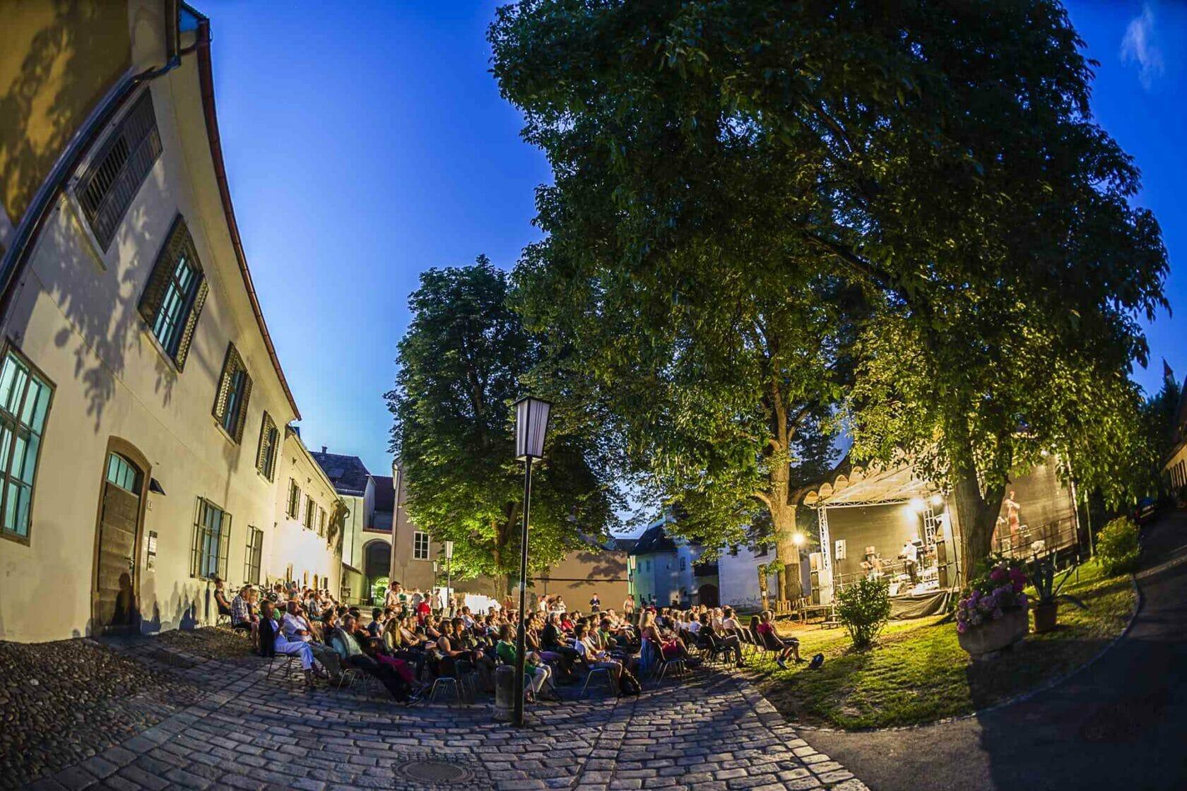 Kultur-Sommerszene Bad Radkersburg