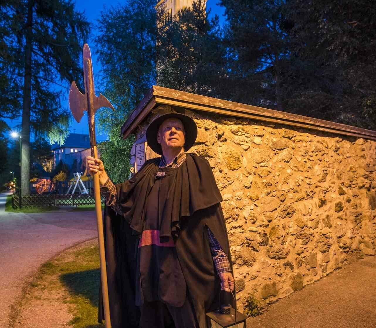 Nachtwächter in Radstadt