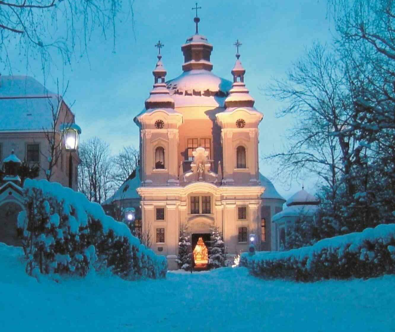 Wallfahrtskirche Christkindl in Steyr