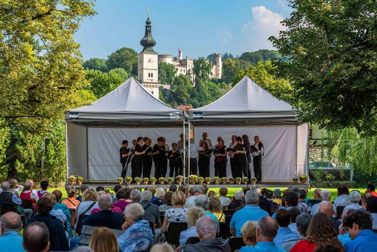 Aufführung in Wolfsberg