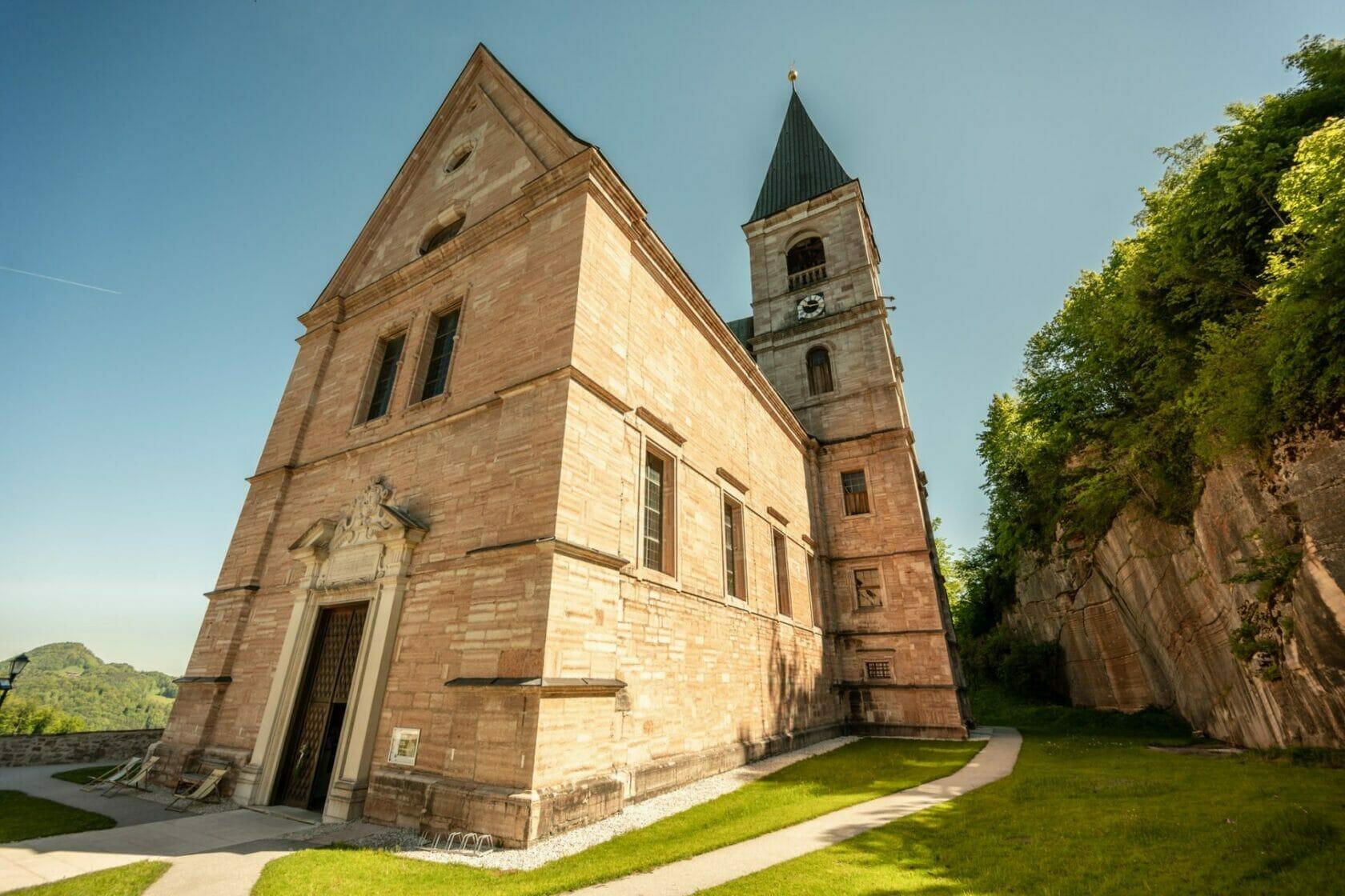Wallfahrtskirche Dürrnberg